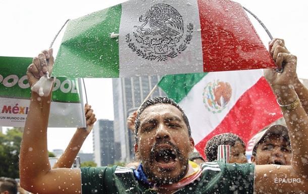 В Мексике во время просмотра ЧМ-2018 застрелили 6 болельщиков