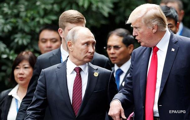 СМИ назвали дату встречи Трампа и Путина в Вене