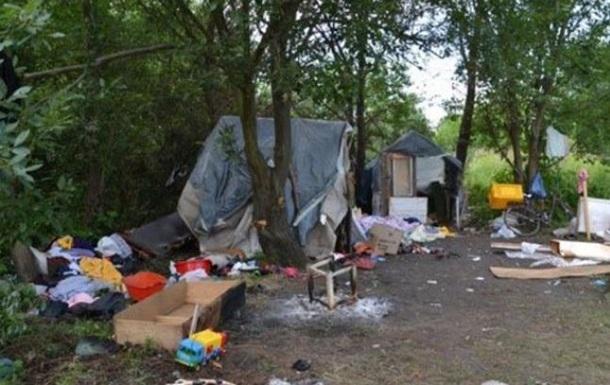 У Європі відреагували на погром у таборі ромів
