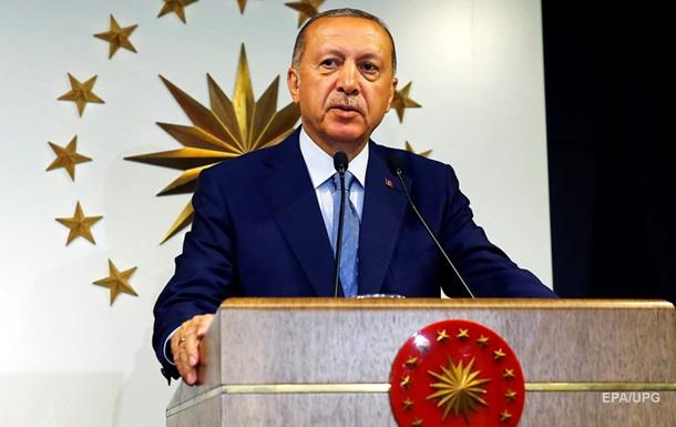 Ердоган заявив про свою перемогу на виборах