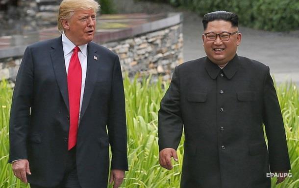 У Сінгапурі назвали вартість саміту США-КНДР