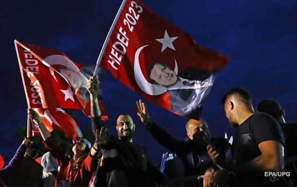 Ердоган здобув перемогу на виборах - ЦВК Туреччини
