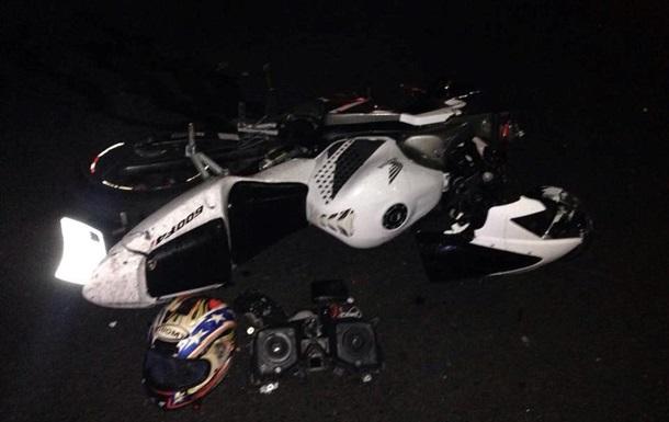 В Одесі у ДТП з мотоциклом постраждали четверо людей