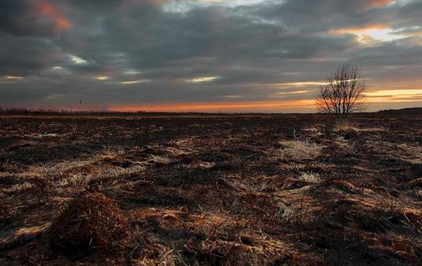 Последствия затопления шахт на Донбассе