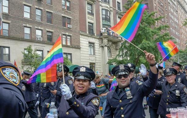 По США прокотилися гей-паради