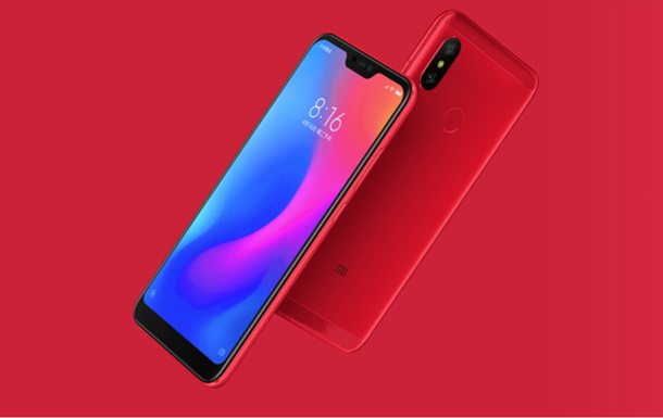 Xiaomi випустила бюджетний клон iPhone X