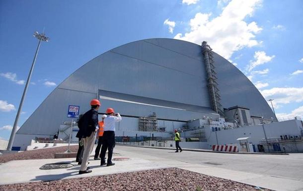 Чернобыльская АЭС объявила тендер на разрушение саркофага