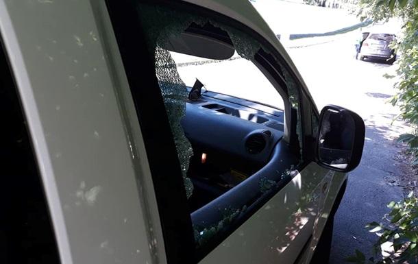 У Києві пограбували ветерана АТО