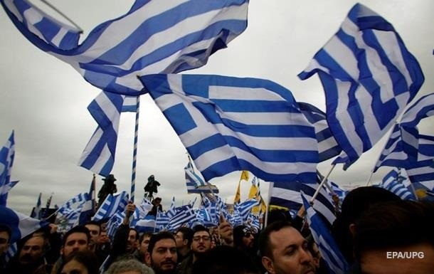 Standard&Poor′s повысило кредитный рейтинг Греции