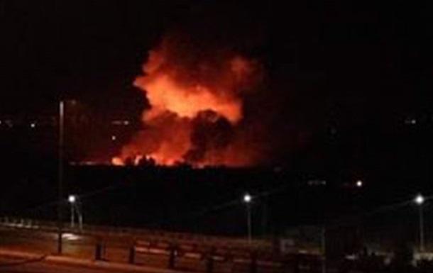 Дві ізраїльські ракети впали біля аеропорту Дамаска - ЗМІ