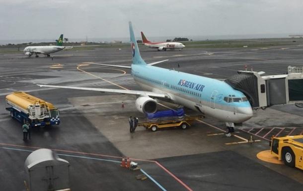 Два літаки зіткнулися в аеропорту Сеула