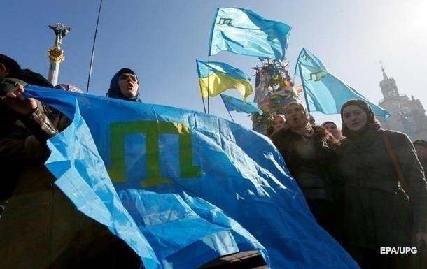 В Україні шанують День кримськотатарського прапора
