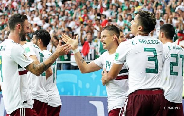 ЧС-2018: Мексика - Швеція 0:3. Онлайн