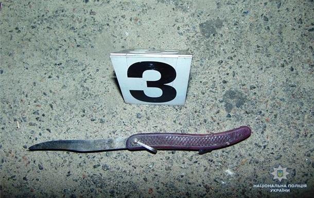 В супермаркете Киева мужчину ранили ножом