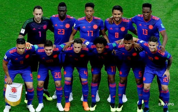 ЧМ-2018: Сенегал - Колумбия 0:1. Онлайн