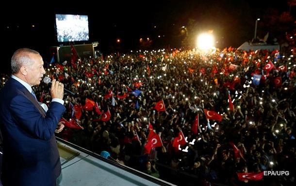 Эрдоган получит все. Итоги выборов в Турции