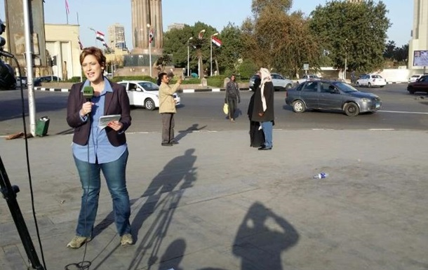 Українські прикордонники затримали британську журналістку Russia Today
