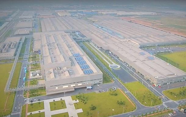 Volkswagen запускает в Китае  мега-завод  электромобилей