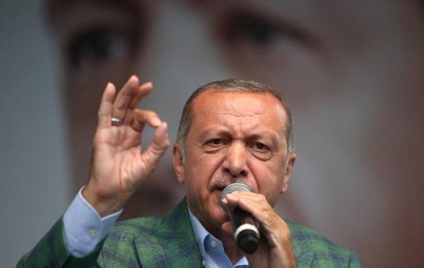 Турция: абсолютизация власти