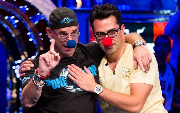 В супертурнире за миллион долларов бизнесмены сразятся со звёздами покера