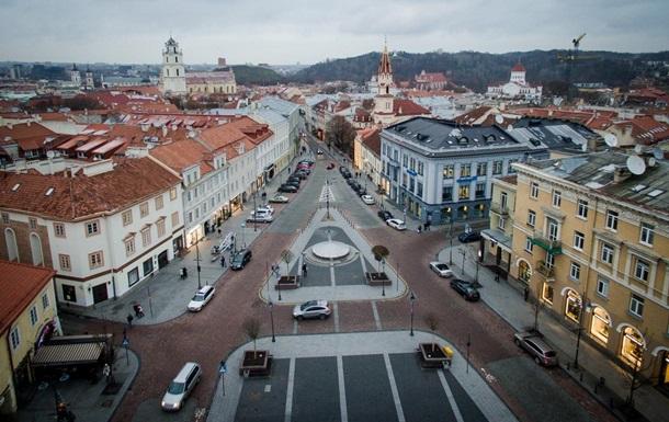 У столиці Литви ввели туристичний податок