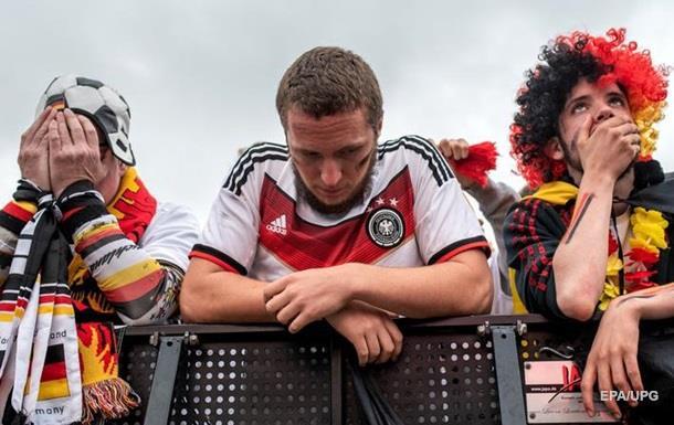 Германия понесет миллионные потери из-за матча с Южной Кореей на ЧМ-2018