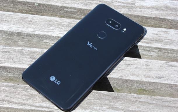 LG V40 первым в мире получит пять камер - СМИ