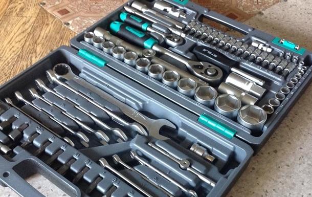 Купил новые инструменты