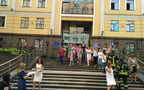 В Киеве  заминировали  Высший совет правосудия