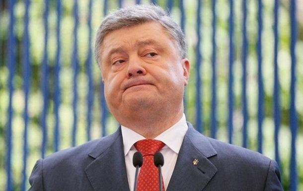 На Порошенко подали в суд из-за Жебривского