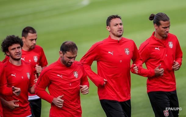 ЧС-2018: Сербія - Бразилія 0:2. Онлайн