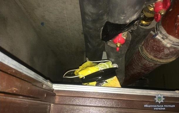 У приміщенні Вищої ради правосуддя знайшли муляж вибухівки