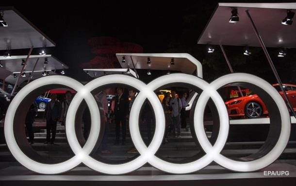 Audi не покаже нове авто через арешт гендиректора