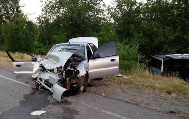 У Запорізькій області постраждало семеро людей у ДТП