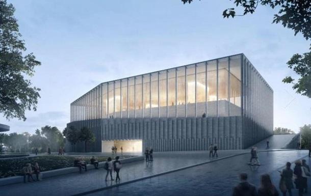 Минкульт показал, как будет выглядеть музей Революции Достоинства