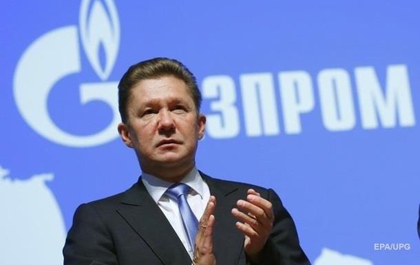 У Газпромі спрогнозували історичний рекорд експорту