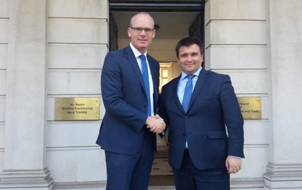 В Украине откроют посольство Ирландии