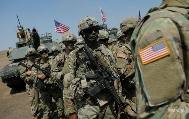 США думают над выводом своих военных из ФРГ - СМИ