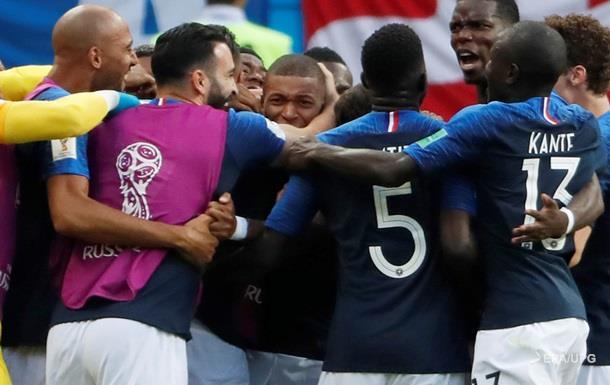 Франция против Аргентины в плей-офф ЧМ-2018