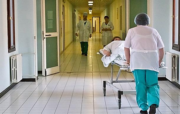 В Україні різко скоротилася кількість лікарень