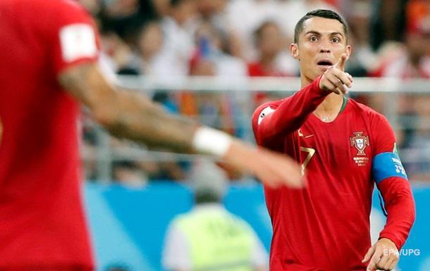 ЧМ-2018: Уругвай - Португалия 2:1. Онлайн