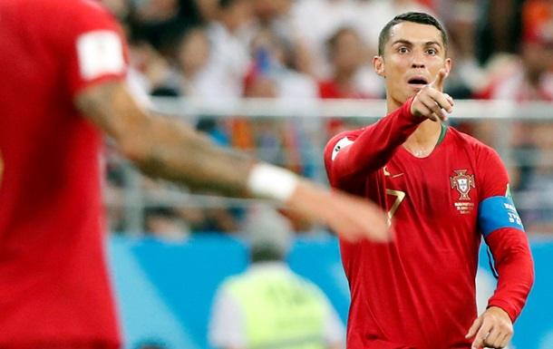 ЧС-2018: Уругвай - Португалія 2:1. Онлайн