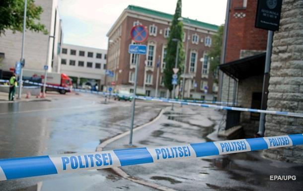 У столиці Естонії сталася стрілянина