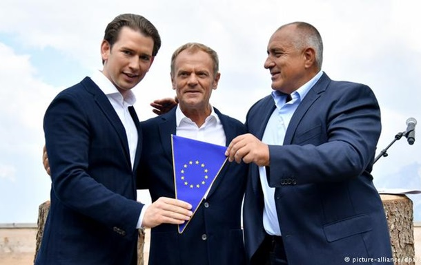 Австрія переймає головування в ЄС
