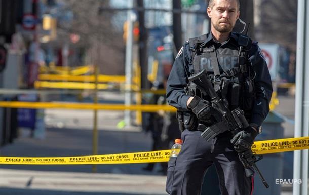 В Торонто произошла стрельба, есть погибший
