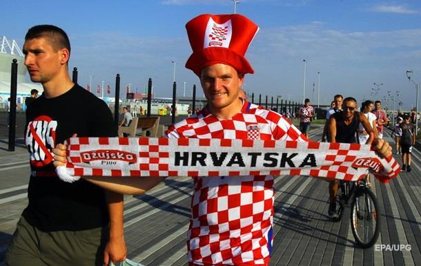 ЧМ-2018: Хорватия - Дания 1:1 (3:2). Онлайн