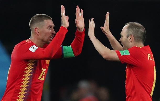 ЧС-2018: Іспанія - Росія 1:1 (3:4). Онлайн