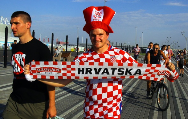 ЧС-2018: Хорватія - Данія 1:1 (3:2). Онлайн