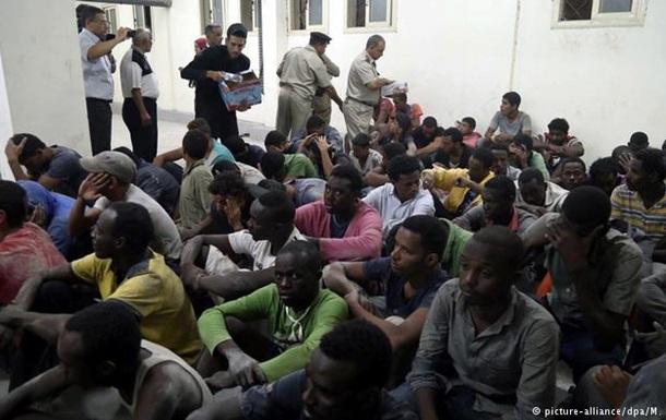 Єгипет сказав різке  ні  міграційним центрам ЄС
