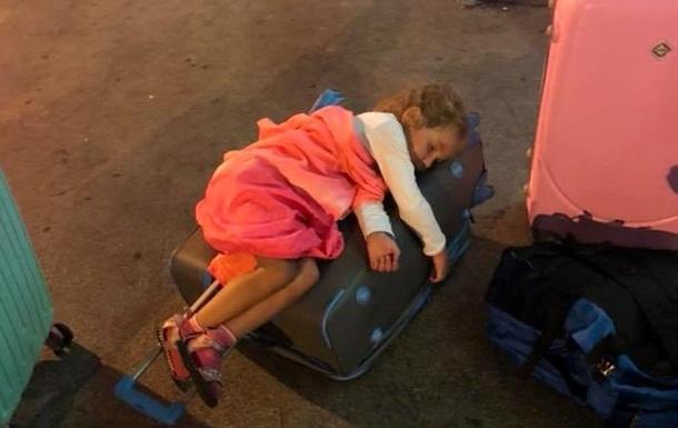В аеропорту Батумі застрягли українські туристи